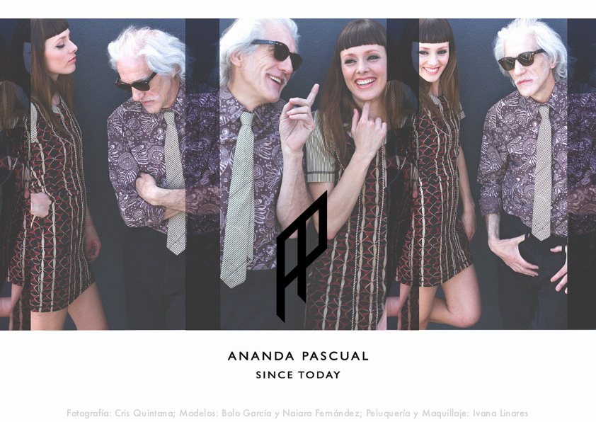 Ananda Pascual Lookbook SS2012 Foto1